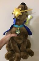 "SCOOBY DOO Wizard Sorcerer Plush Witch Stuffed Animal Toy 15"" Cartoon Network"