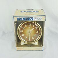 Westclox BIG BEN Deluxe Wind Up Alarm Clock 10504