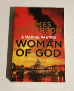 Woman of God By James Paterson & Maxine Paetro Medium Paperback