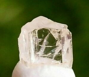 Natural Phenacite from Burma, Rare Phenakite Unique Crystal, US TOP Crystals