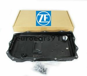 Land Rover ZF Automatic Transmission Oil Pan and Filter Kit 1087298283 LR065238