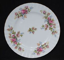 Royal Albert MOSS ROSE Salad/Entree Plate 20.5cm
