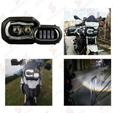 HEADLIGHT FARO LED BMW F650 GS F700GS F800GS & ADV F800R PLUG&PLAY OMOLOGATO