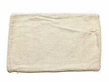 Restoration Hardware 13*21 Striped Beige Parchment Lumbar Pillow Sham Case