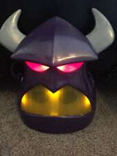 Emperor Zurg Toy Story Mask Lightup Talking Costume Mask Working & zurg pop Toy