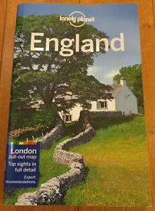 England inkl. London - Guide / Reiseführer v. Lonely Planet