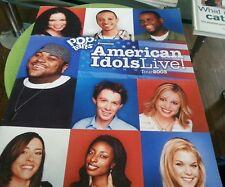 American Idols Live Program Tour 2003 Clay Aiken