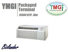 YMGI 15000BTU PACKAGED TERMINAL 208-230V AIR CONDITIONER WITH 3KW HEATER SKU