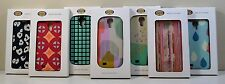 NWT FOSSIL SAMSUNG GALAXY S4 PHONE COVER CASE 7 STYLES AVAILABLE