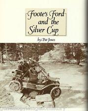 Foote's Ford Silver Cup Trophy Trip Across Sierras