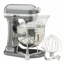 NEW KitchenAid 600 Super Large Capacity 6-Quart Pro Stand Mixer Kp26m1psl Silver