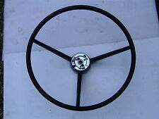 1967 1968 1969 1970 67 68 69 70  FORD TRUCK  STERING WHEEL  BLACK ONLY NEW
