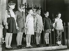 CHILDREN OF THE DAMNED 1963 BARBARA FERRIS VINTAGE PHOTO N°4    HORROR SCI-FI