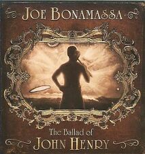 JOE BONAMASSA CD - BALLADS OF JOHN HENRY (2009) - NEW UNOPENED - ROCK BLUES