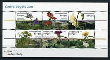 NEDERLAND 1973 MNH** Blok 2001 - Zomerzegels, tuinen