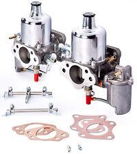 Paar Vergaser, Pair Carburettors SU HS6 Triumph TR6 FZX3045 AB LAGER LIEFERBAR