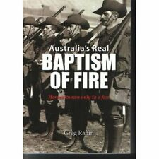 Australia's Real Baptism of Fire - Military History - Guinea - ANMEF - WWI