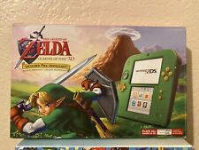 READ Nintendo 2DS Legend of Zelda Ocarina of Time 3D Box Only NO CONSOLE