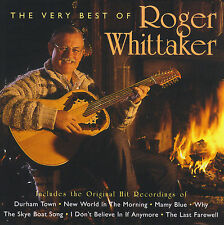 ROGER WHITTAKER - THE VERY BEST OF CD ~ THE LAST FAREWELL ~ GREATEST HITS *NEW*