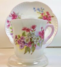 SHELLEY TALL DAINTY CUP & SAUCER Stocks Pattern No. 13428