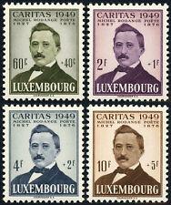 Luxemburg, 1949, Mi-Nr. 464 - 467, Satz komplett, postfrisch **, Michel = 30 €