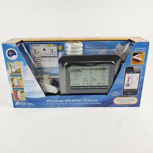 La Crosse Technology Professional wireless Weather Station C86234 Backyard