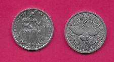 NEW CALEDONIA 1 FRANC KM10 1999 x 100 PCS LOT KAGU BIRD LIBERTY UNC MONEY COIN
