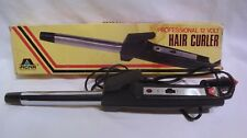 Vintage ACAR Industries Car Hair Curler Curling Wand in Box Professional 12 Volt