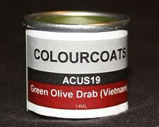 Colourcoat Vietnam Era. - Green Olive Drab - (FS24102) - Vietnam - (ACUS19)