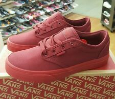 VANS ATWOOD VN0003Z9IB3 BURGUNDY/RED YOUTH US SZ 6Y