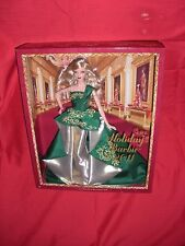 HOLIDAY BARBIE 2011 COLLECTOR DOLL T7914 MATTEL NEW FACTORY SEALED