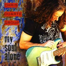 Chris Duarte, Chris Duarte Group - My Soul Alone [New CD]