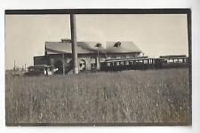 Streetcars & Car Barn, Ashtabula Rapid Transit RPPC - Ohio