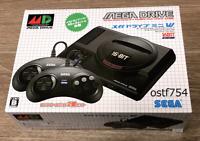 SEGA Mega Drive Mini W Console HAA-2523 Japanese Version 2x Controller 2019
