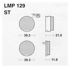 ATHENA PASTIGLIE FRENO ANTERIORI per HONDA CB 125 T 1985-