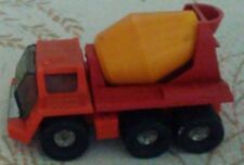 Tonka Cement Toy Truck - the Mixing Drum Spins!