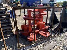 Tree Shear Skid Steer Skidsteer Forestry Equipment Topcat Nw Heavy Duty 12