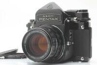 CLA'd [NEAR MINT] Pentax 6x7 67 TTL Non Mirror Up + SMC T 105mm f/2.4 Lens JAPAN