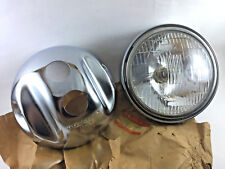 GENUINE SUZUKI T500 TS400 TS250 GT185 GT250 GT380 GT550 HEAD LIGHT HEADLAMP ASSY