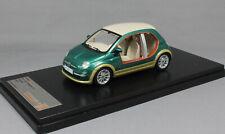 Premium X Fiat 500 Castagna EV Kadhafi in Green 2009 PR0256 1/43 NEW Ltd Ed