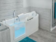 Access Easy Riser Slipper Corner Walk-In Bath 1700mm x 750mm - With Powered Seat
