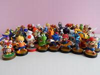 Amiibo Super Smash Bros. & Mario & Zelda Series Nintendo You Choose!