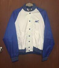 USA Aristo Jac Hilton Harness Racing Nylon Lined Vintage Jacket Coat M TUB23