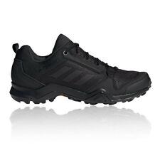 adidas Mens Terrex AX3 Walking Shoes Black Sports Outdoors Breathable