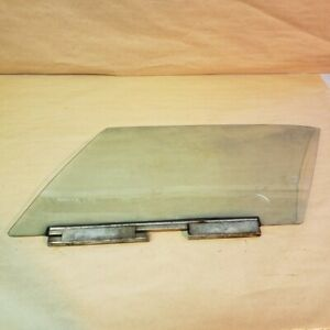 Triumph TR7 Coupe Original Left LH Door Window Glass Triplex Sundym OEM