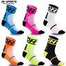 Cycling Sports Socks Mens Women Breathable Running Bike Knee Socks Wicking S/L