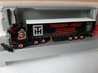 Scania R09   Andreas Schubert Transporte   Troger Holz AUSTRIA  Tautliner 295048