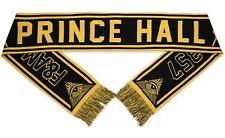 Prince Hall Acrylic Scarf