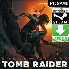 Shadow of the Tomb Raider Pc Steam Key Global Fast Delivery! [Key Only!]