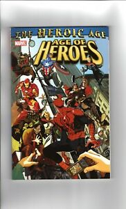 AGE OF HEROES, The Heroic Age, Marvel Comics, Soft Cover (CC2) Spider-Man, Thor